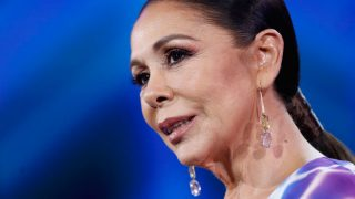 Isabel Pantoja se estrena esta noche en Top Stars / Gtres