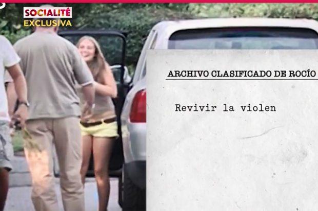 'Socialité ha desvelado que Rocío Carrasco sufrió ataques de ansiedad durante la grabación de su documental./'Socialité'