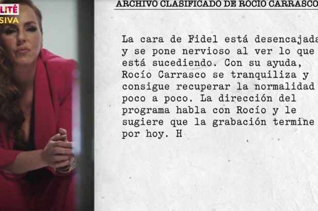 Rocío Carrasco ha explicado que por el momento, no puede tener un acercamiento con su hija./'Socialité'