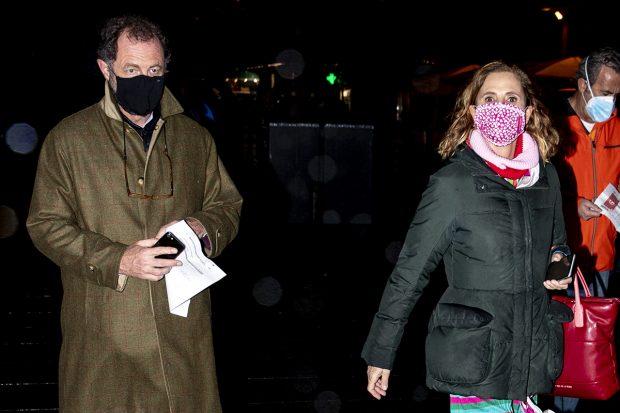 Ágatha Ruiz de la Prada y Luis Gasset en una imagen de archivo./Gtres
