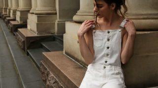 Cómo combinar el pantalón blanco para esta primavera
