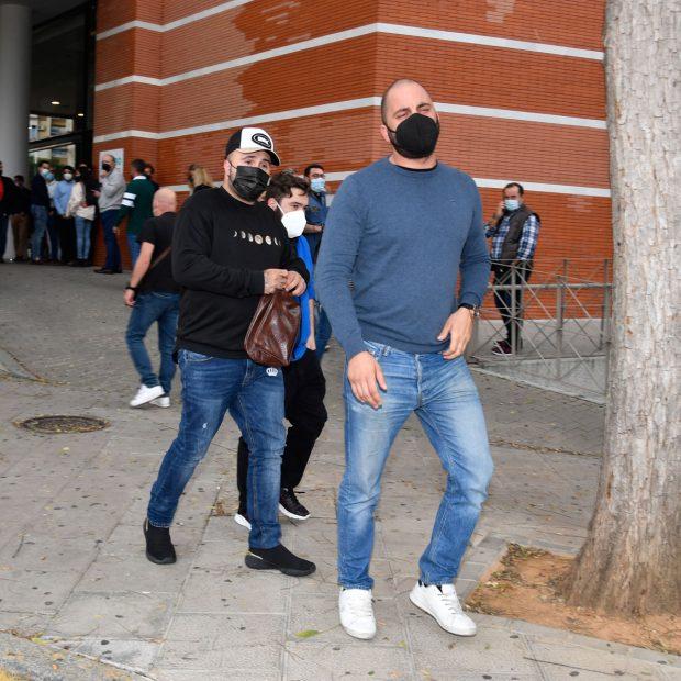 Antonio Tejado y Kiko Rivera
