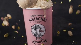 Uno de los helados de Pink Albatross / Cortesía