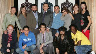 Protagonistas de 'Los Hombres de Paco' en una imagen de archivo/Gtres