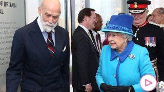 La reina Isabel y el príncipe Michael de Kent / Gtres