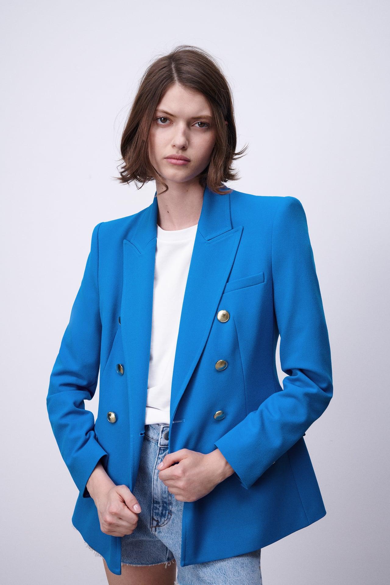 La blazer de una reina, esta es la prenda de Zara que viste a Kate Middleton