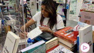 Paz Padilla ha firmado libros en Cádiz / Gtres