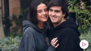Victoria Federica y su novio, Jorge Bárcenas en una imagen de archivo/Gtres