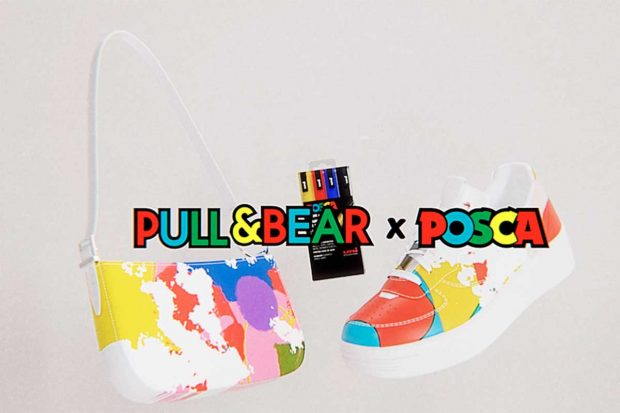 Así es la nueva y transgresora colección de zapatillas de Pull & Bear