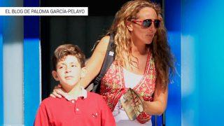 Rocío Carrasco y su hijo David en una imagen de archivo / Gtres