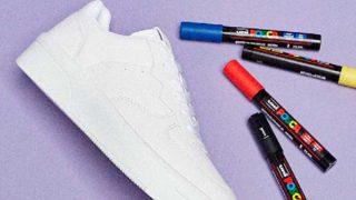 Pull & Bear lanza su colección de zapatillas personalizables /