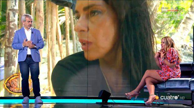 Rocío Flores, Carlos Sobera