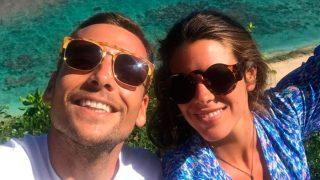 Laura Matamoros y Benji en una imagen de su Instagram / Instagram