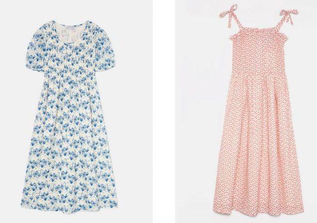 5 ideas de vestidos fresquitos que vas a querer este verano