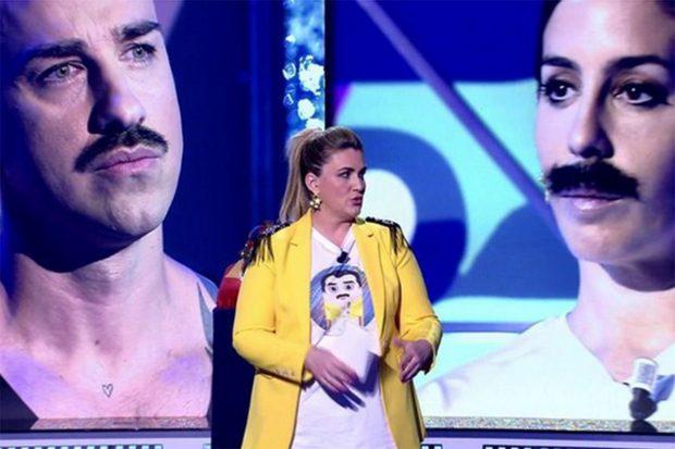 Anabel Pantoja y Rafa Mora, sancionados por 'Sálvame'./Telecinco