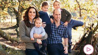 Duques de Cambridge e hijos./Gtres