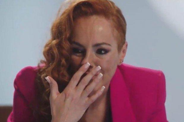 Rocío Carrasco ha hablado tras más de 20 años en silencio./Telecinco