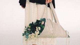 El bolso portaflores de Zara, un complemento para disfrutar de la belleza de la naturaleza