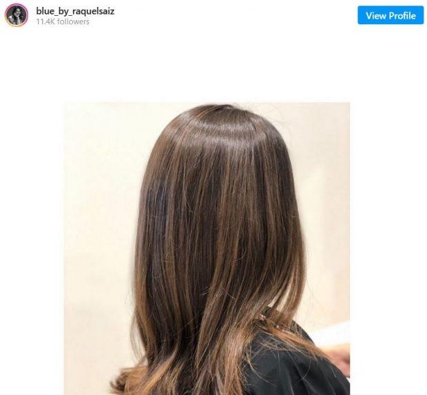¿Cómo ensalzar el cabello oscuro natural?