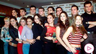 Concursantes de 'Operación Triunfo 1' en una imagen de archivo/Gtres