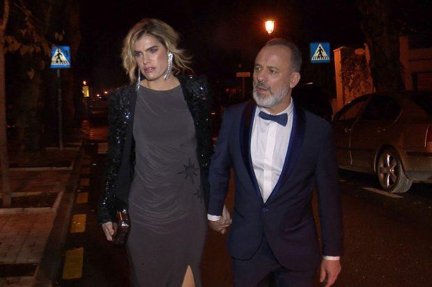Javier Gutiérrez y Carmen Demaría / Gtres