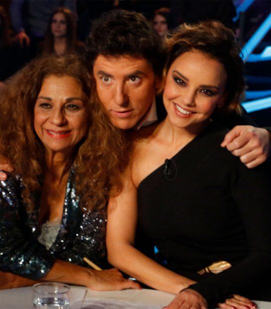 Chenoa, Lolita Flores, Manel Fuentes