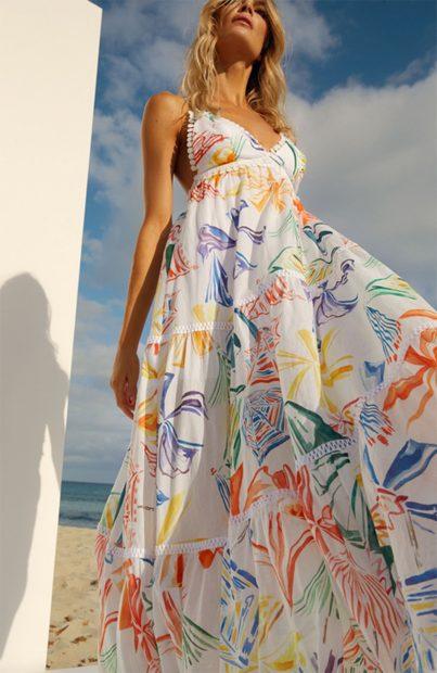 vestido de la nueva colección de verano de Charo Ruiz./Charo Ruiz