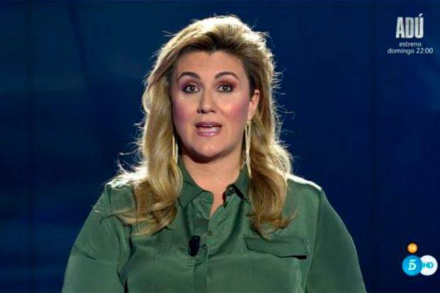 Carlota Corredera explicó por qué Antonio David Flores había demandado a La Fábrica de la Tele / Telecinco