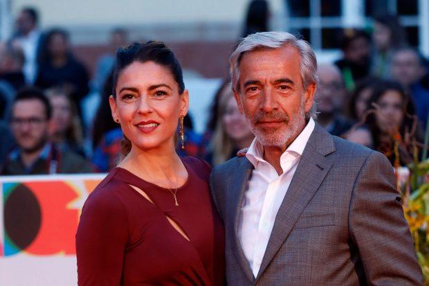 Irene Meritxell e Imanol Arias / Gtres