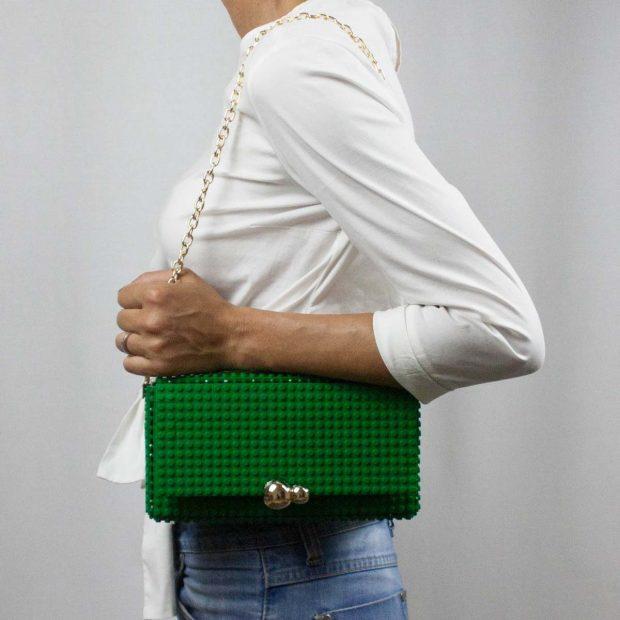 Bag and block