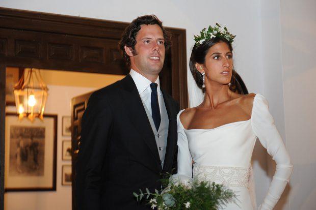 Javier Martínez de Irujo e Inés Domecq