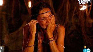 Olga Moreno ha roto a llorar al hablar de Rocío Flores y lo mucho que la echa de menos / Telecinco