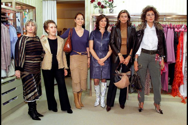 María Teresa Campos en una imagen de archivo./Gtres