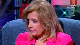 María Teresa Campos durante el programa / Telecinco