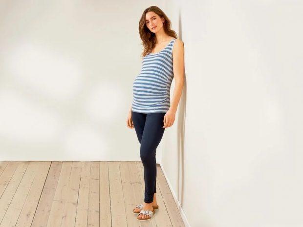 Lidl vende online las prendas de ropa premamá y lactancia más baratas y deseadas