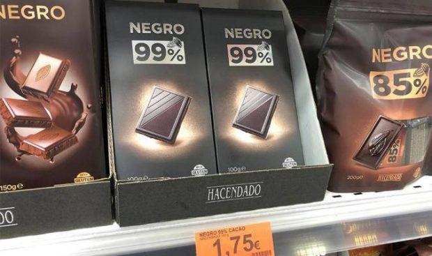 Este es el chocolate de Mercadona que no engorda y bate récords de ventas