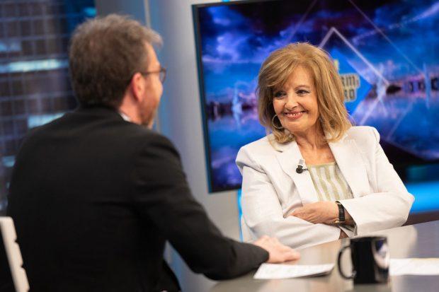 María Teresa Campos, Pablo Motos