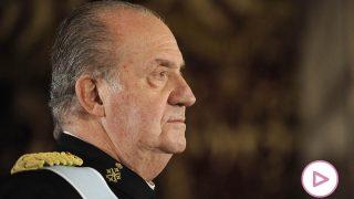 El Rey Juan Carlos en una imagen de archivo / Gtres