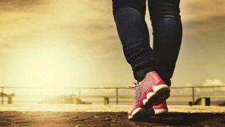 Ejercicio: ¿Sabías que caminar rápido alarga la vida?