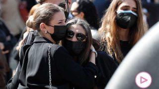 Ángela Molina se despide de su madre / Gtres