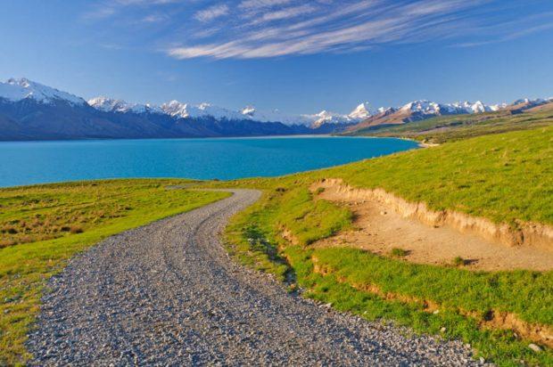 Desconectar en vacaciones: Lago Pukaki, en Nueva Zelanda / Gtres