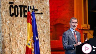 El Rey Felipe durante la reunión de COTEC / Gtres