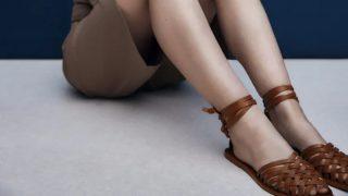 Estas son las mejores sandalias de piel de Zara con descuentos para este verano 2021