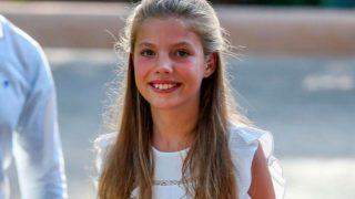 Sfera vuelve a poner a la venta el vestido de la infanta Sofia con una nueva versión