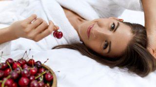 Las cerezas son la fruta de la belleza por estos motivos