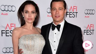 Brad Pitt y Angelina Jolie en una imagen de archivo/Gtres
