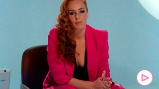 Rocío Carrasco en el último episodio de su docuserie/Telecinco