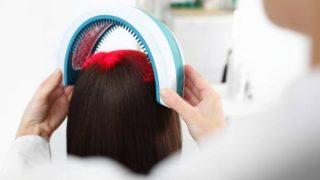 Cómo es el láser que estimula el cuero cabelludo