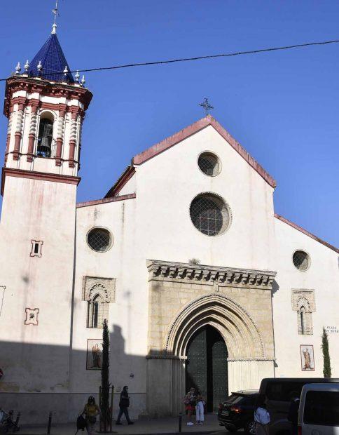 Parroquia de San Román situada en Sevilla -Andalucía-./Gtres