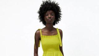 Vuelve el vestido viral de Zara del verano pasado en 2 nuevos tonos